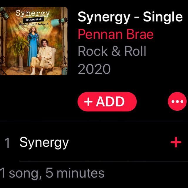 The lead single 'Synergy' off the @2below0film #soundtrack is out & rocking ! Featuring a stripped down 3-piece line-up of guitar, drums & bass & recorded at @BLSVancouver . Streaming below on #AppleMusic.  : https://music.apple.com/ca/album/synergy/1505874015?i=1505874034 …  #NewMusic #indiemusic #rockandrollpic.twitter.com/OWxqArEful