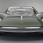 Image for the Tweet beginning: The #Lamborghini 400GT #Flying #Star