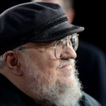 Image for the Tweet beginning: George R.R. Martin Says He's