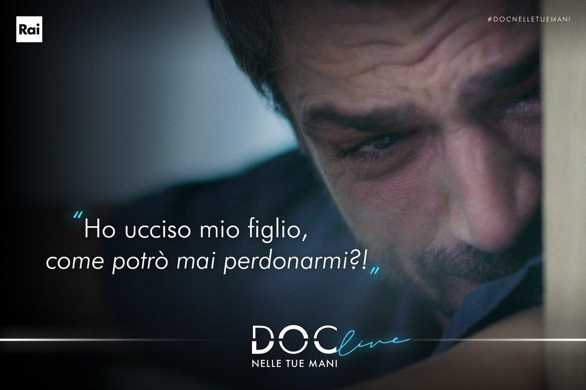 #DOCNelleTueMani @Lucaargentero