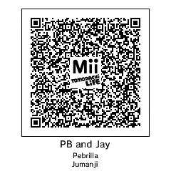 Pebble  Man #TomodachiLife #3DS