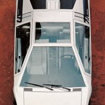 Image for the Tweet beginning: 1972 #Maserati #Boomerang which became