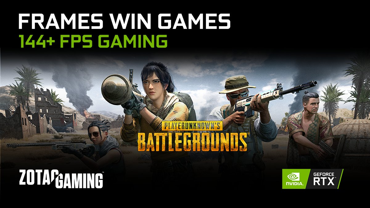 Want that additional advantage? Then know that Frames Win Games. Play at 144+ FPS in the #ZOTACCUP with #ZOTACGAMING hardware  #PcGaming #Gaming #Gamers #Competitive #FPS #FramesWinGames #Nvidia #eSports #Battleroyale<br>http://pic.twitter.com/OTg1L318Ch