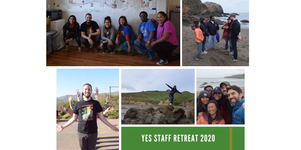 Happy #tbt from our our annual two-day staff retreat last month! We are holding those memories close while we work together at a distance. S/O to #MotherNature and #YMCAPointBonita for hosting us! When was the last time you were at the ocean?#yesn2n #CaliforniaCoast pic.twitter.com/uYGMMX84Hv
