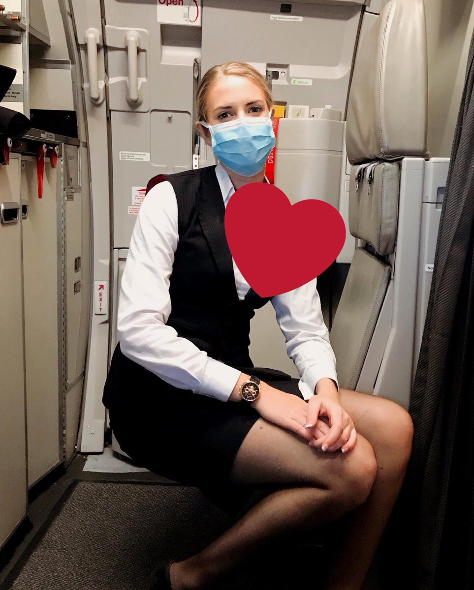 Getting people home... where they should be. I have a happy heart after a day's work today  #cabincrew #COVID19pic.twitter.com/XmcEnsCEnb