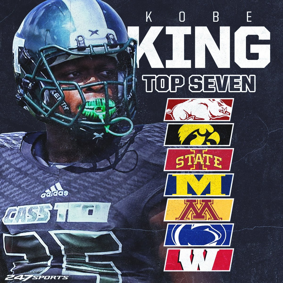 TOP 7 COMMITMENT COMING SOON .....