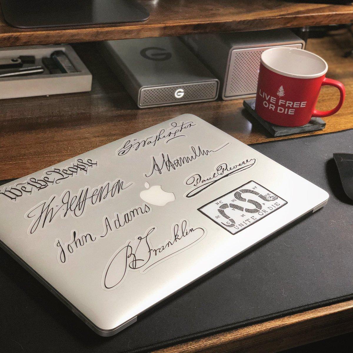 Keep working. Keep studying. Keep learning.  #workfromhome #quarantinelife #stayhome #americanhistory #americanrevolution #livefreeordie #wethepeople #joinordie pic.twitter.com/nj2ZSoJExe