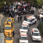 Image for the Tweet beginning: Some of #NewYorksFinest first-responders from