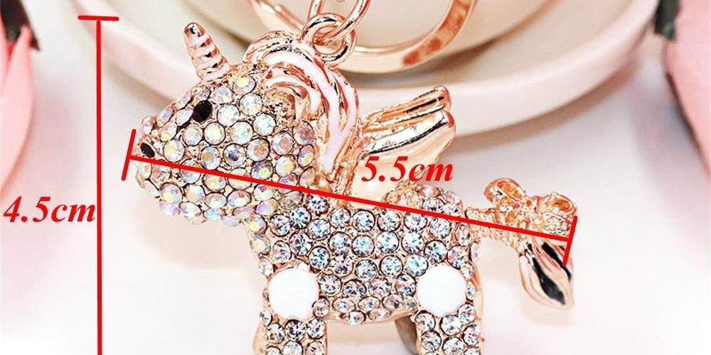 ☺️ ▶️ Who likes it? WOW ❤️#Keychain #Fashionaccessory #Chain #Ear #Font #Jewellery #Elephant
