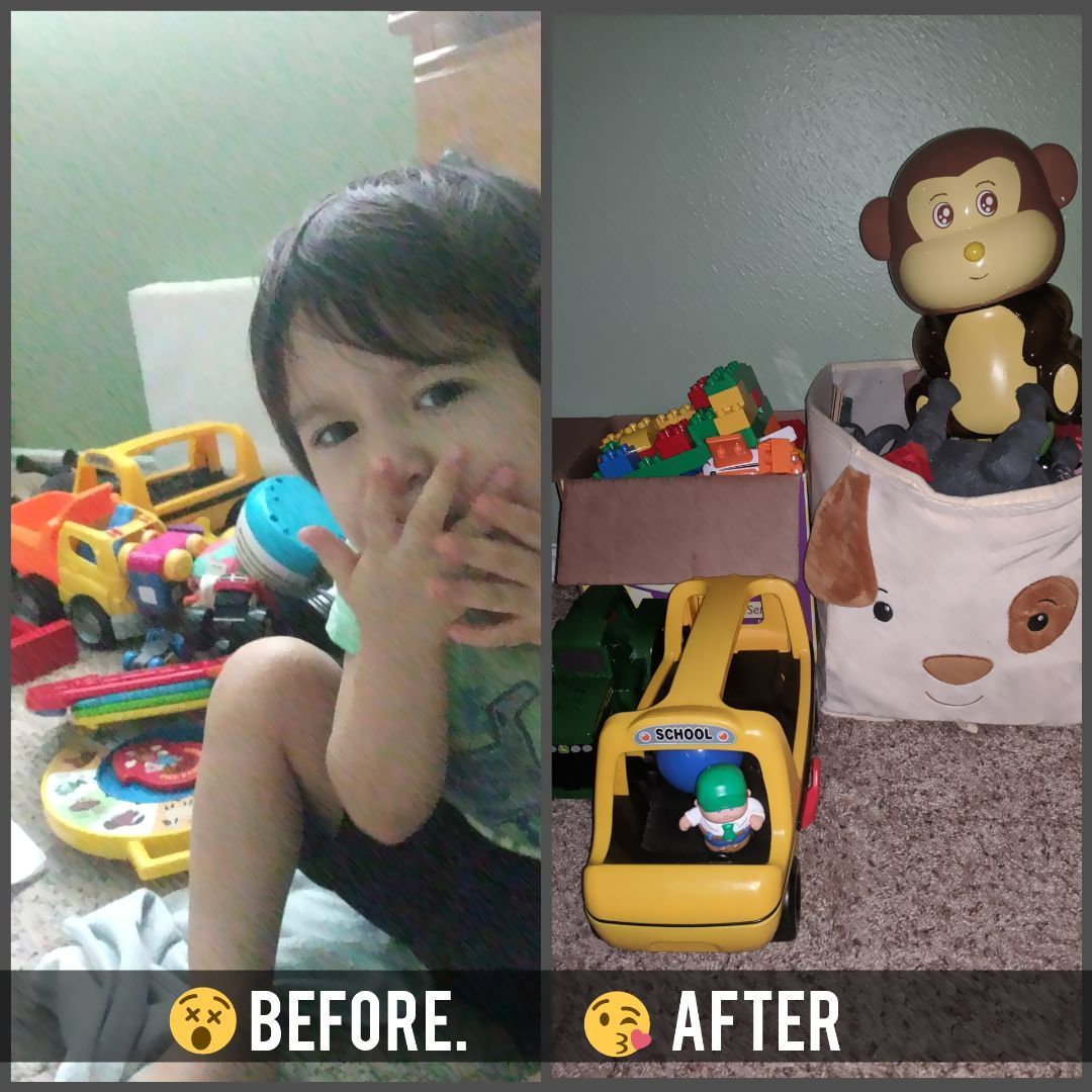 My baby's toys, the only time when all his toys are managed well is when he's asleep #TheBigClean gallery #influenster #motherslife #momathome #happyfamily #momandson https://www.influenster.com/deeplink/photos/62393791…pic.twitter.com/yTraQaxBaA