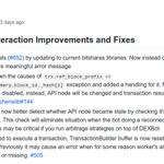 Image for the Tweet beginning: #DEXBot  Release 0.24.2 Download