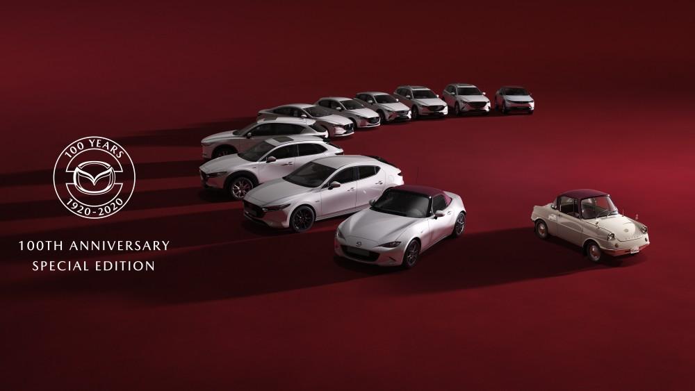 Mazda firar 100 år med specialmodeller https://t.co/Ebu3ScI0ll https://t.co/6xd6IoLnqi
