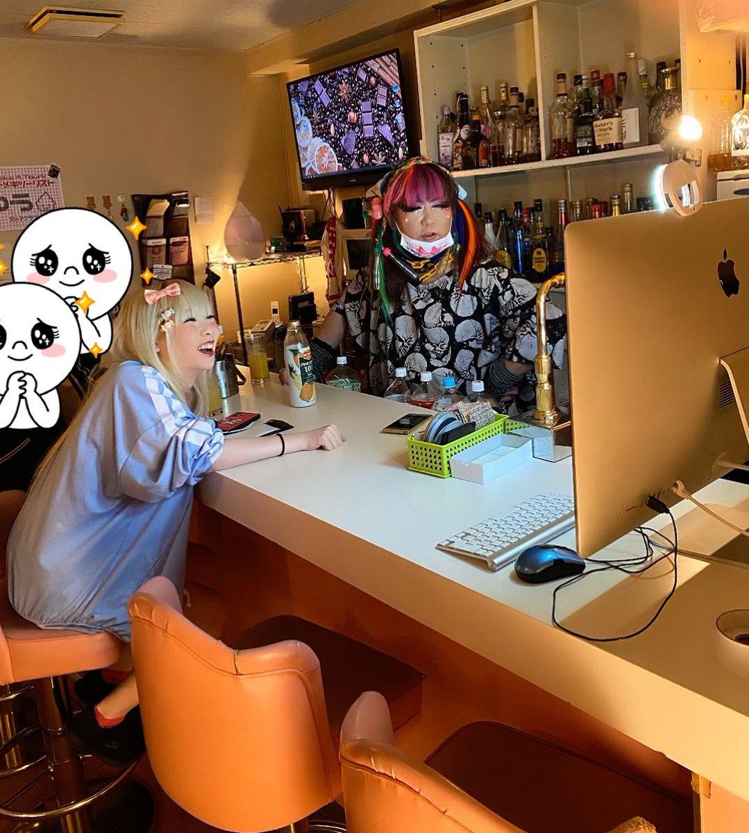 昨日も「女の子クラブオンライン」のご利用いただきありがとうございました!昨日もお店のお客様とスタッフ、オンライン上のお客様、皆で笑い合いました😊また本日も19〜24時でお店&女の子クラブオンライン(4日目)します😊女の子クラブオンラインご利用される方はこちらから💁♀️