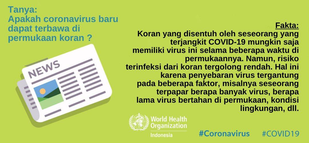 Fakta Tentang Virus Corona