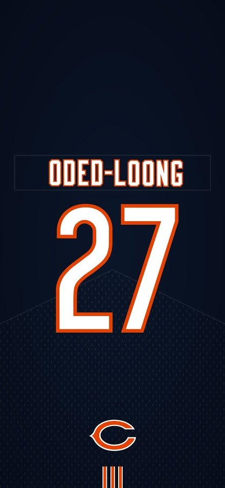 Sorry for the long wait but here you go. #bearsfam pic.twitter.com/08Rujm17r4