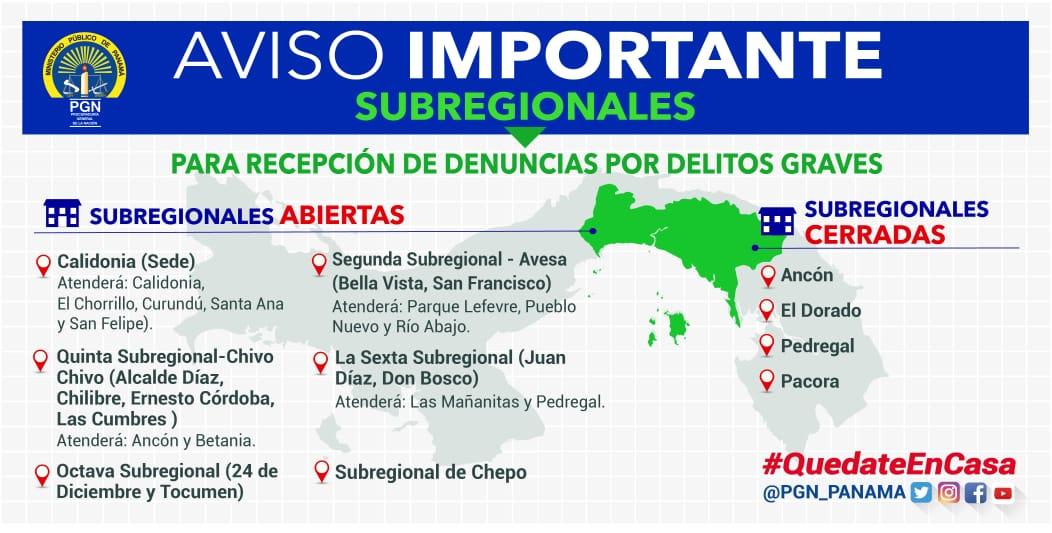 Estamos en la lucha contra el #COVID19. Cumpliendo los requerimientos del @MINSApma, seguimos trabajando para ti. Conoce dónde te estamos atendiendo en Panamá. #QuédateEnCasa #ProtégetePanamá #LavaTusManospic.twitter.com/lCqB4b49hO