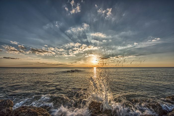 Great art for a Wall  #decorate #florida #beach #ocean #sunset #photooftheday #Wallart #amex #discovercard #explore