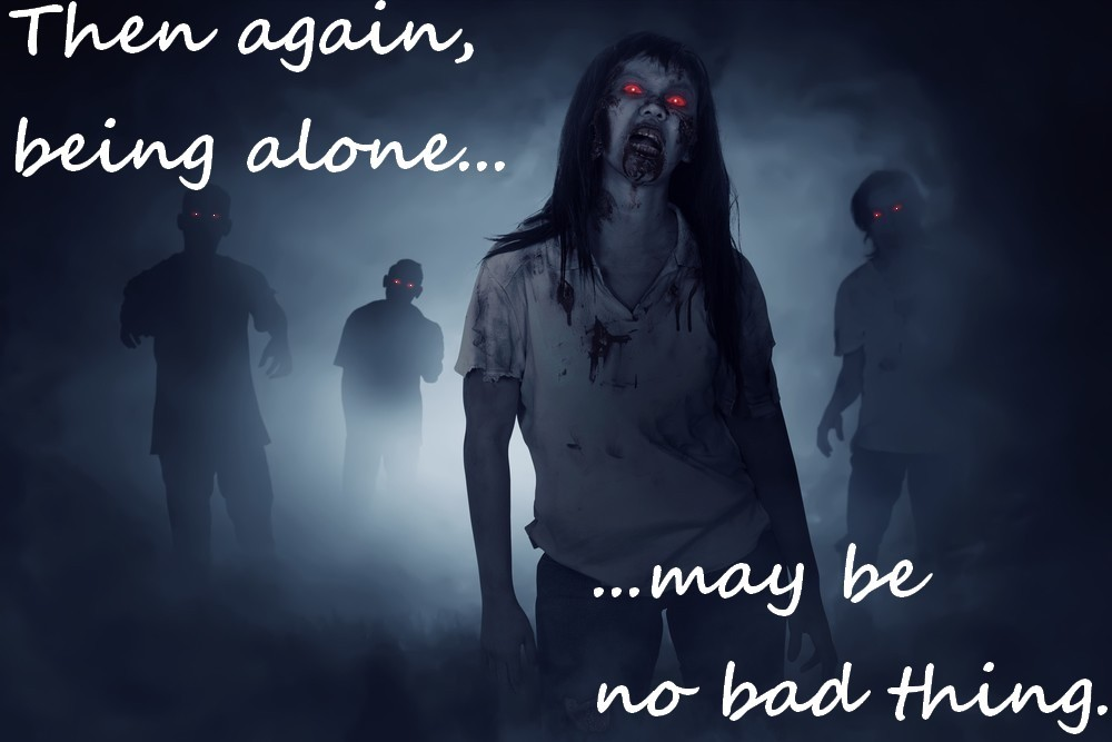 #PleaseRT  http://myBook.to/DoZombieDogsInfect …………  #Zombie #Apocalypse #Dystopian #Thriller #Bloody #Horror #Survival #Story #EBook #KindleUnlimited #KU #Zombies  There was a terror to being alone...   pic.twitter.com/2F2liWWuCg