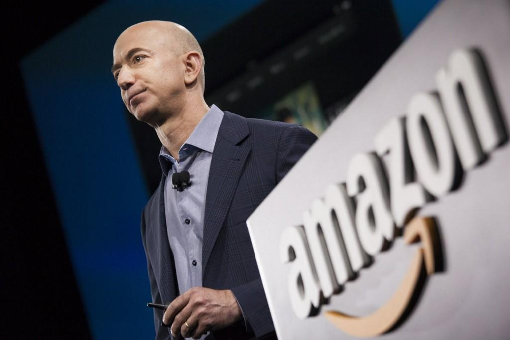 Amazon CEO Jeff Bezos donates $100 million to Feeding America bit.ly/2UCMUMz