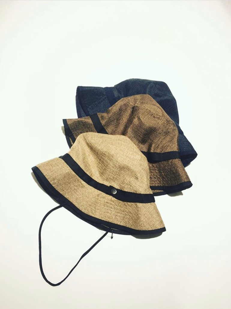 《NEWARRIVAL》  【THE NORTH FACE】 HIKE HAT ¥5,900+tax size:M col:natural,grey,brown,blue pic.twitter.com/iNWwax2Qjw