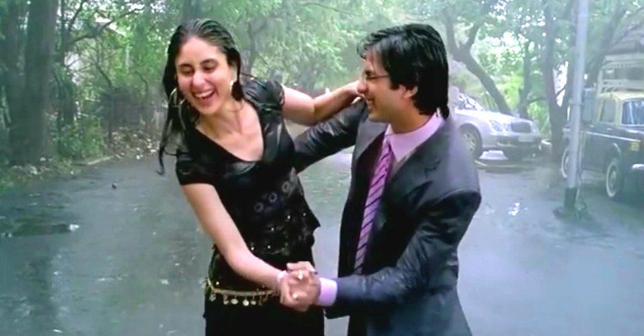 "Rish💜KRPKAB z back!💜 on Twitter: ""3)#DevAkshi Rain Sequences and the Dance🌧️☔️🕺💃 ~ Tum Se Hi from Jab We Met starring Shahid Kapoor and Kareena Kapoor🌧️☔️🕺💃 #KRPKAB #KuchRangPyarKeAiseBhi #ReRunKRPKAB #ShaheerSheikh #EricaFernandes ..."