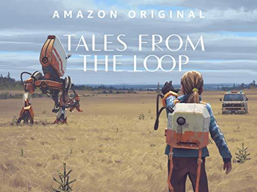 【ザ・ループ TALES FROM THE LOOP<独占>見放題配信開始】#シモン・ストーレンハーグ のイラスト集を原作としたSFドラマが #Amazonプライムビデオ に登場💫「ループ」という地下研究施設の真上に位置する町に住む人々の、奇怪な体験を描く物語。視聴はこちら☞