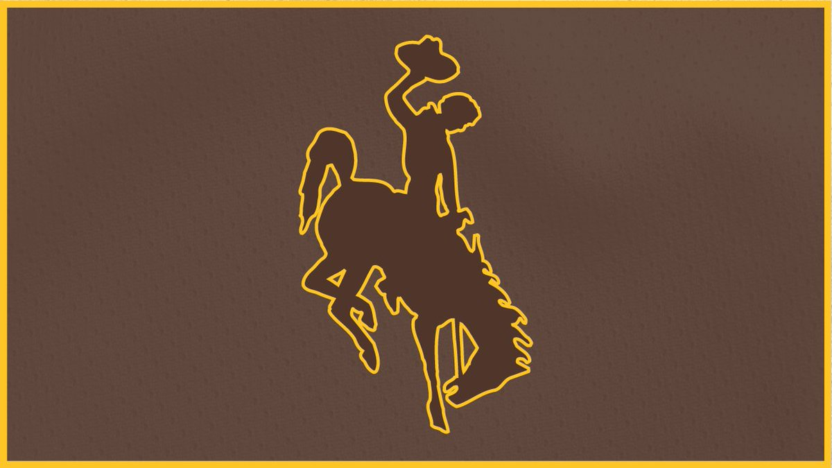 College Sports Logos On Twitter 1 12 Wyoming Cowboys Is Our Final Featured Team Of The Best College Logo Tournament S Final Four The Bucking Horse And Rider Logo Has A Lot Of History Spanning Over A