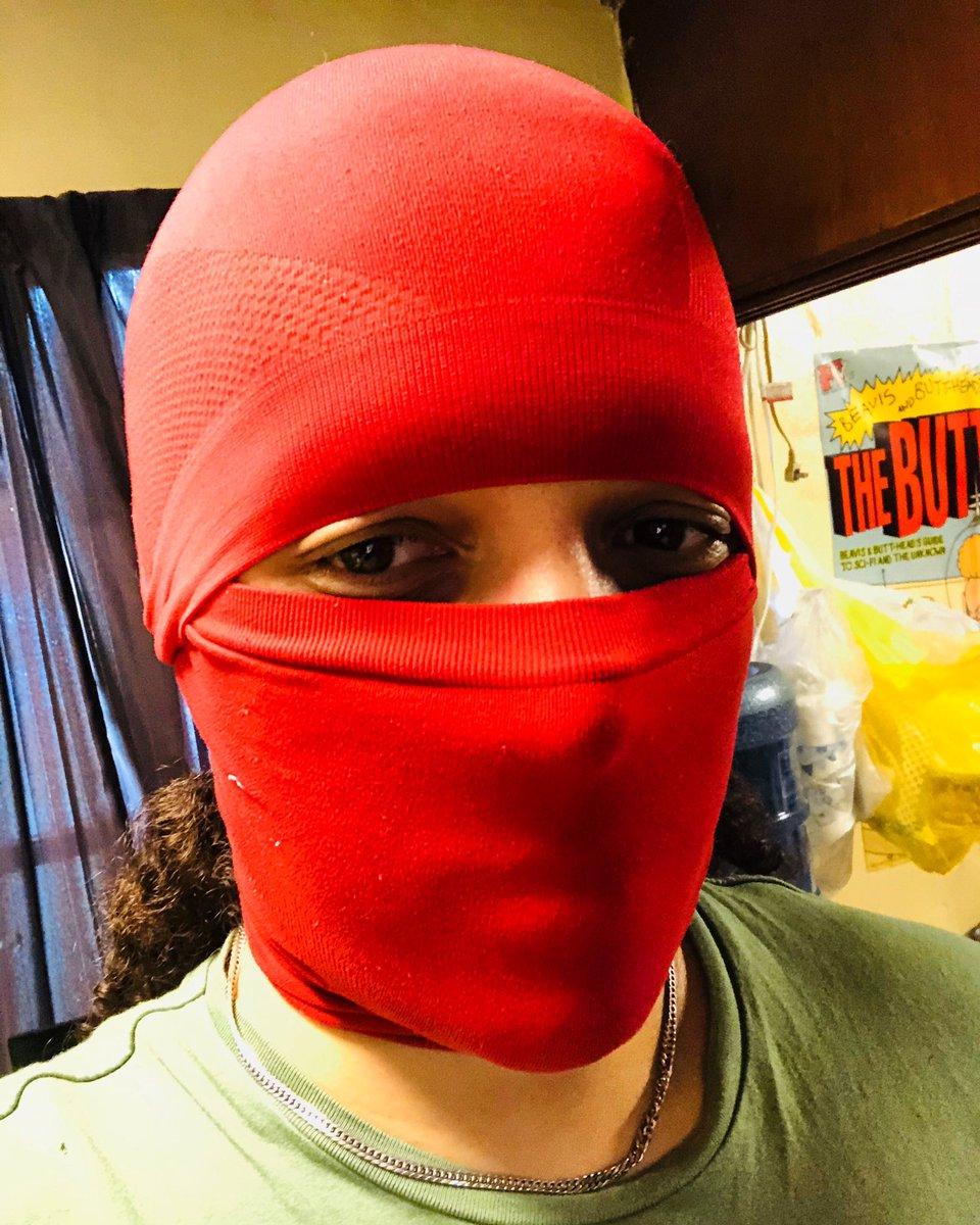 ボクサー パンツ マスク