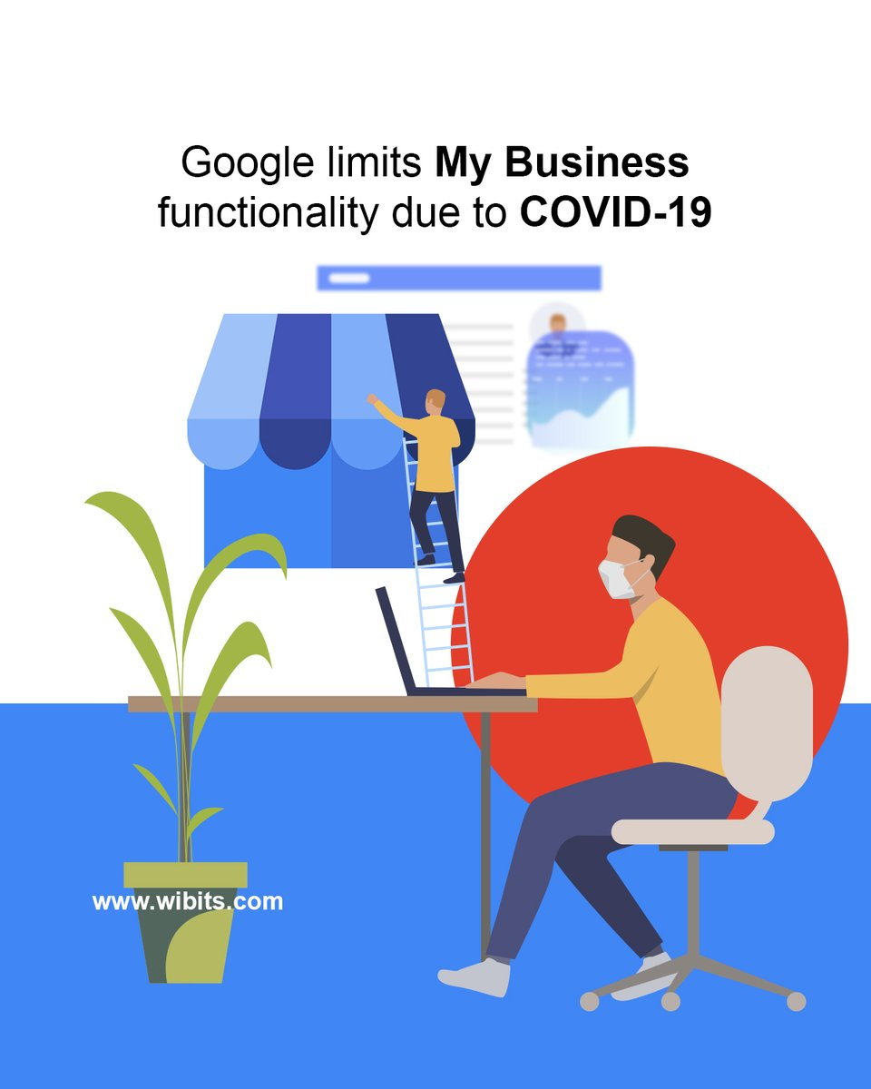 Google My Business temporarily removes some features due to the Covid-19 lockdown - No new reviews, Q&A, Open Timings & review replies for now!   #GMBupdate #Covid19 #SEO #Wibits #googlemybusiness #GMB #mybusiness #coronaupdates #googleupdates #Wibitswebsolutionspic.twitter.com/Czw7YhGzu1