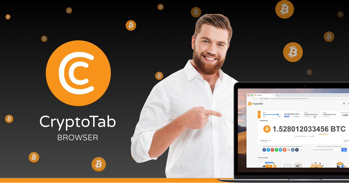 Enjoy a fast browser and get very high passive income 😌 in BTC 👉click to start https://bit.ly/2wdLbUM  #Bitcoin #Bitmoney #Money #bitcoinnews #free #income #passiveincome #makemoneyonline #BTC #COVID19Pandemic #COVID19