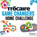Image for the Tweet beginning: Check out Trócaire's Game Changers