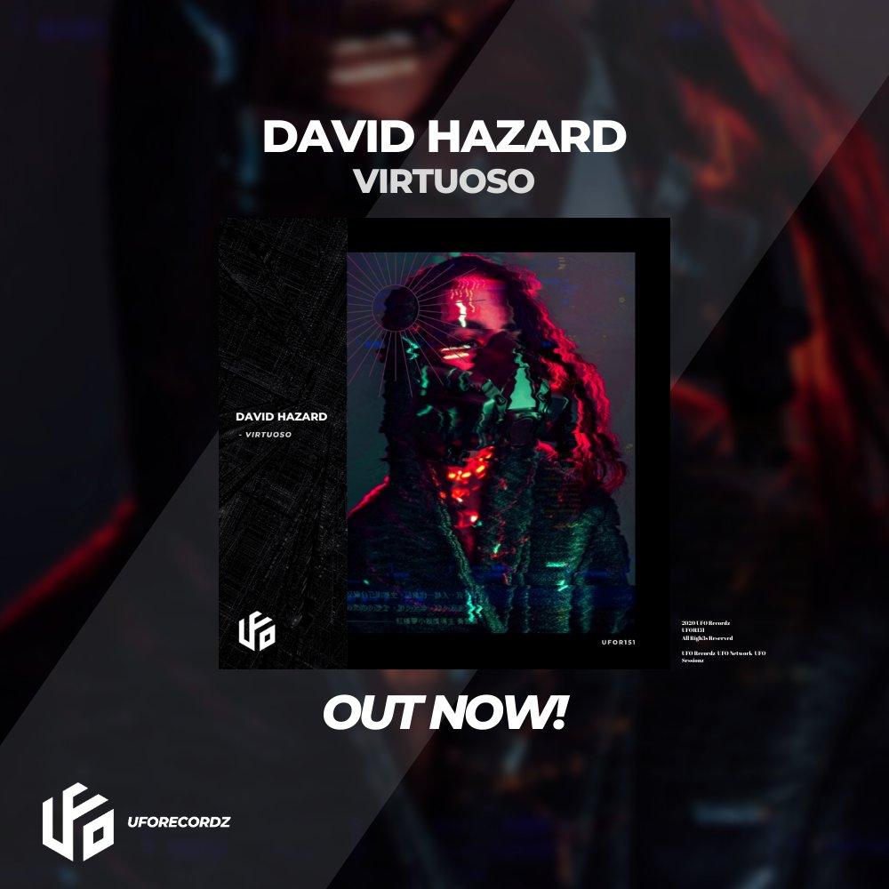 'Virtuoso' by @DJDavidHazard is OUT NOW! Stream / Download : smarturl.it/DavidHazardVir…
