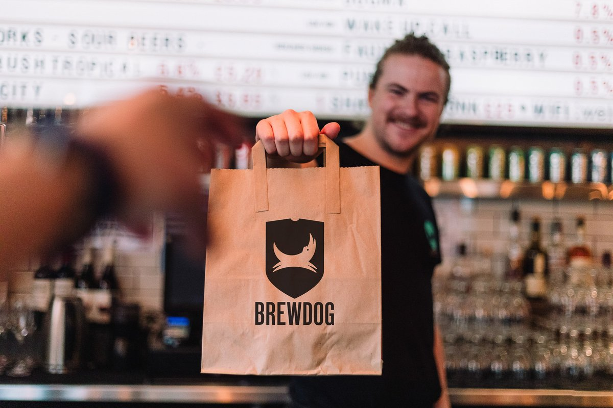 WE ARE OPEN! 30% Discount on all items!  Pick-Up and Takeaway Food and Drinks from 12:00 - 21:00 Call ahead or Email welcome! 030 48477770 berlinbar@brewdog.com  Beer... http://ow.ly/TNqF50yU5e6  Food... http://ow.ly/17c250yU5eb   #Pizza #Beer #Takeaway #BuyLocal