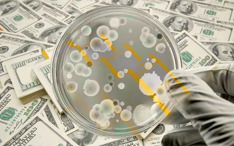 Due to #coronavirus  #COVID19 global society moves to #paperless #money  Stimulus checks mailed 20wks longer Paperless billing/statements Work from home Online courses/classes Online church Online strip clubs #Invest #digitalcurrency More @ http://GematriaEffect.News pic.twitter.com/4DZqYdBBP9