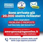 Image for the Tweet beginning: ++ GIÀ 20 MILA VOSTRE