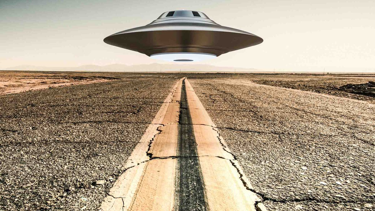 A Conspiracy Thread: The Paranormal Highway