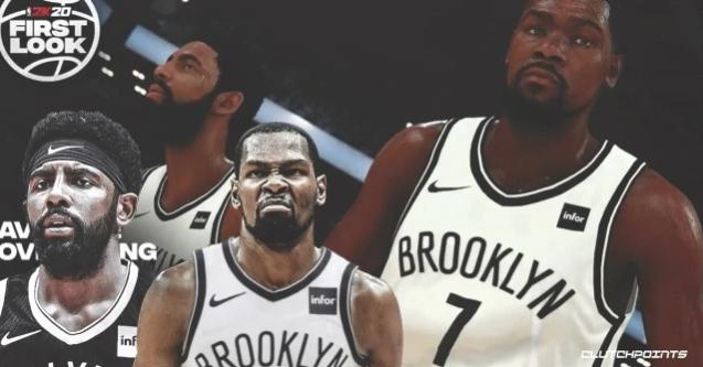 【NBA 2K直播】2020.4.4 10:00-NBA 2K錦標賽首輪比賽,杜蘭特聯手厄文「首秀」!