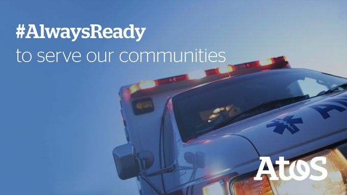 We're #AlwaysReady to serve our communities. With our #cybersecurity solutions for...