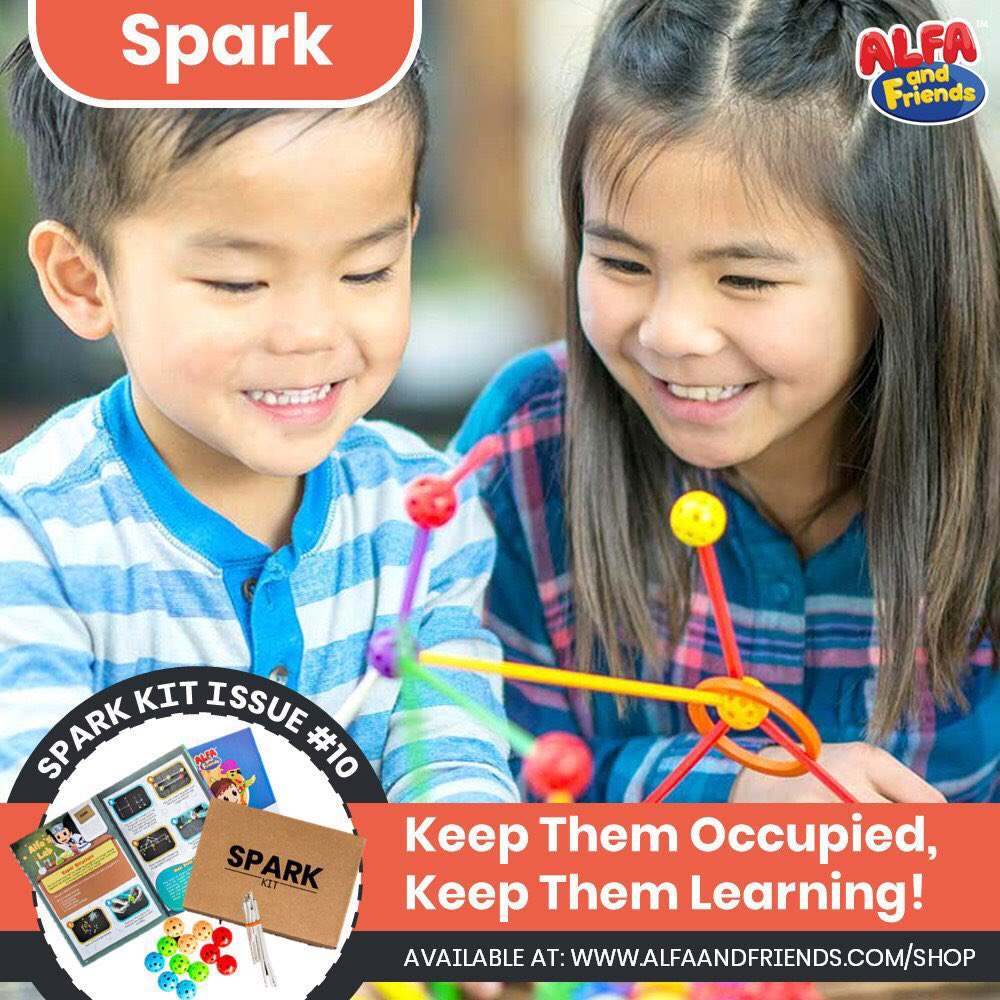 Lack of ideas to occupy your little ones during the Coronavirus outbreak?  We have lots of fun activities to do while many of us are stuck inside!  Check out our page belowe to know more on what we have for you!  Check it out: https://t.co/sd7zBVyxww  #ALFAandFriends #Spark https://t.co/hG883nOlyp