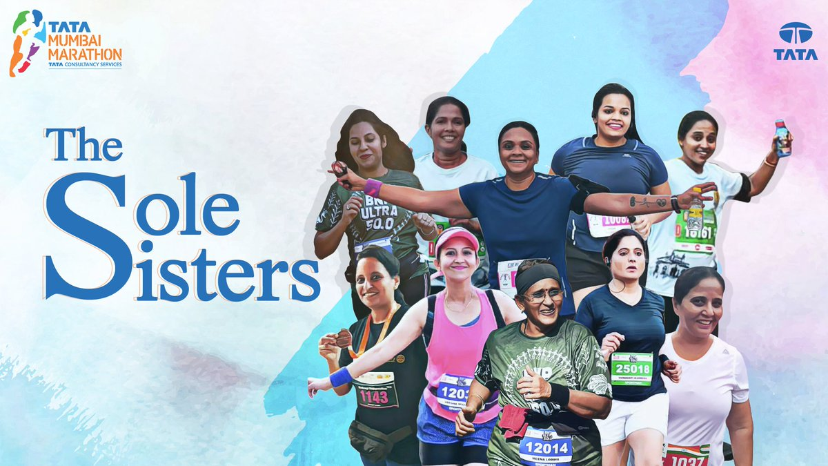 12 souls whose sisterhood has become their personal support system. Smiling face with smiling eyes  For Mulund's Sole Sisters their sisterhood is all about being there for each other, improving each other, come what may.   Read the full story here 👉🏻 https://bit.ly/39xY3mg