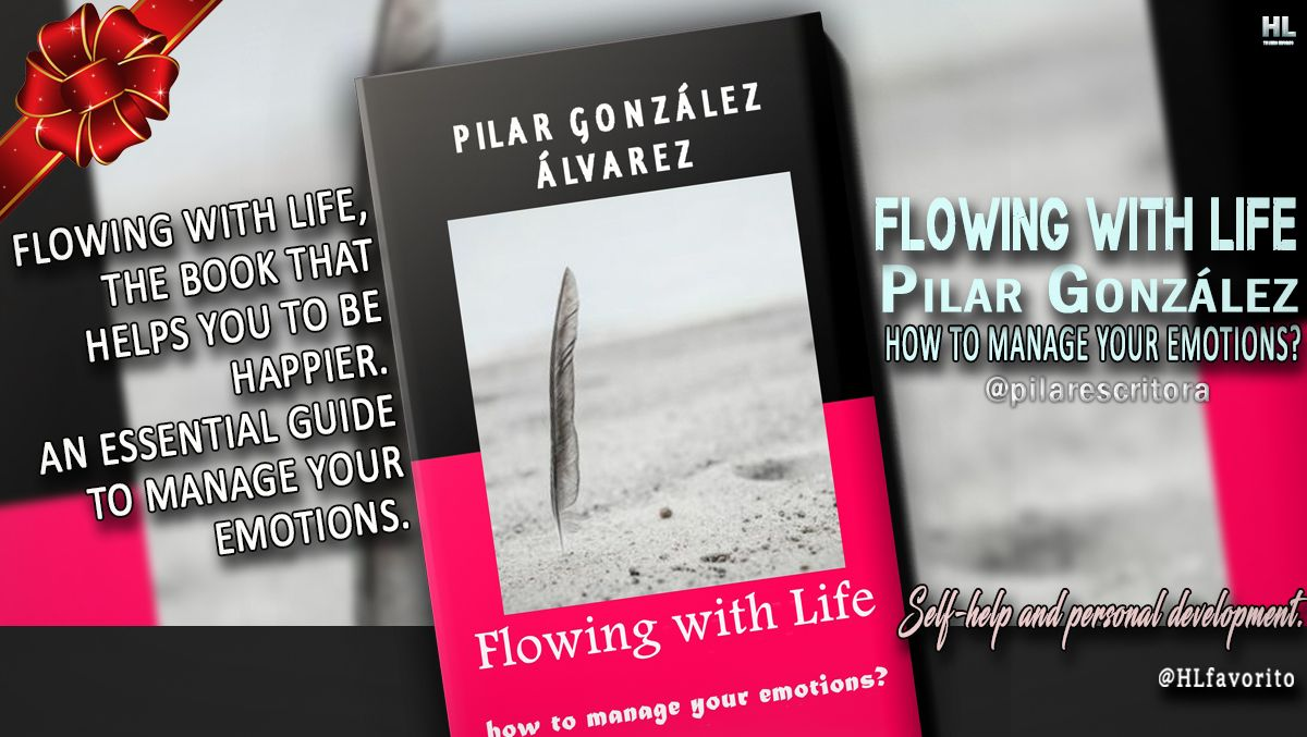@pilarescritora Flowing with life  An essential guide to manage your emotions. More than 1 year in the top10 of http://amazon.es in the category of #selfhelp and #personaldevelopment #HappyWeekend #EEUU   https://cutt.ly/nrTMez1  #indieauthors #WritingCommunitypic.twitter.com/ziNlCkebD2
