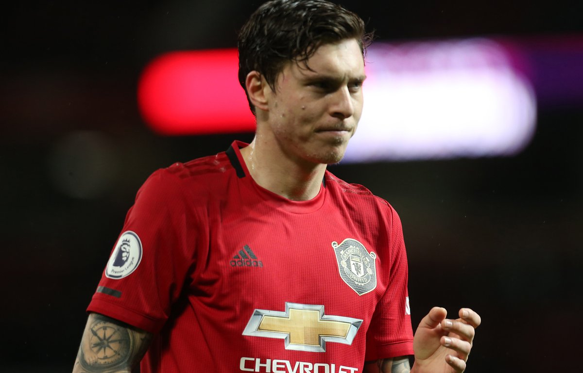🇸🇪 ❌ Victor Lindelof was the only Premier League CB not to be dribbled past this season. An incredible stat. The Iceman. @vlindelof | @TheUnitedLink