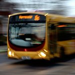 Image for the Tweet beginning: Bus union @RMTunion responds to