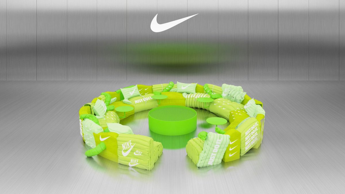 JUST DO IT .  #NIKE  Happy everyone of the weekend.     http://www.ec-display.com   Focus on #visual manufacturing pic.twitter.com/kWd0QPq7hC