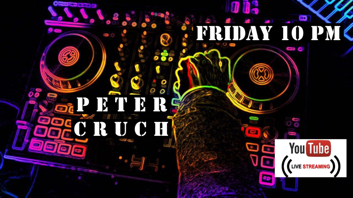 CATCH ME TONIGHT  at 10 PM  for my 1st  Show Live on @YouTube  https://www. youtube.com/channel/UCdb4o c_3BimP5PsT-5m2saw  …  Are you ready ? #StayAtHome #StayHomeSaveLives #PeterCruch #livetonight #ShowMustGoHome #techno #technofamily #music #show #dj<br>http://pic.twitter.com/avx8MEQFLF