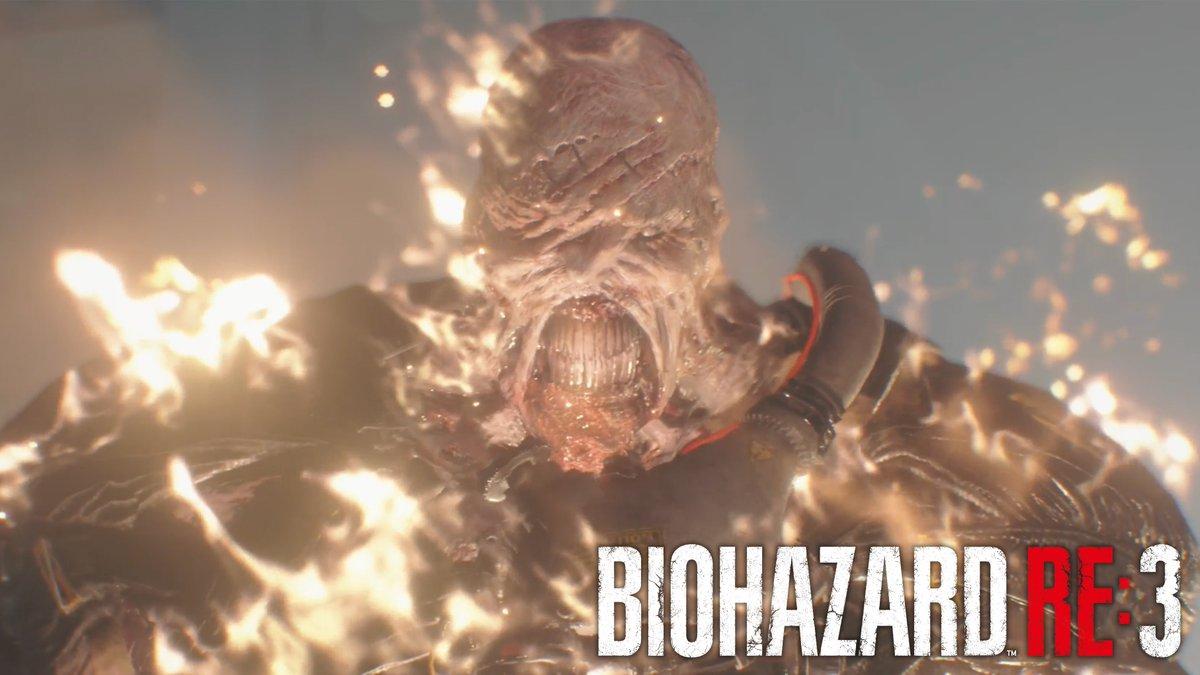 #1【バイオRe3】リアル過ぎて失神するほど怖い新作バイオ『バイオハザード RE3』【Resident Evil】 ↓動画はこちらから!見てねええええええええええええええええええええええええええええええええええ!#バイオハザードRE3#BIOHAZARDRE3