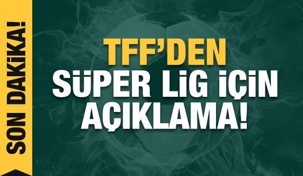 Türkiye Futbol Federasyonu, liglerin en erken Haziran ayı başında oynanabileceğini açıkladı bit.ly/3aJxzzy