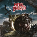 Image for the Tweet beginning: Metal Church: CONDUCTOR new song