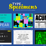Image for the Tweet beginning: Checkout new typefaces all in