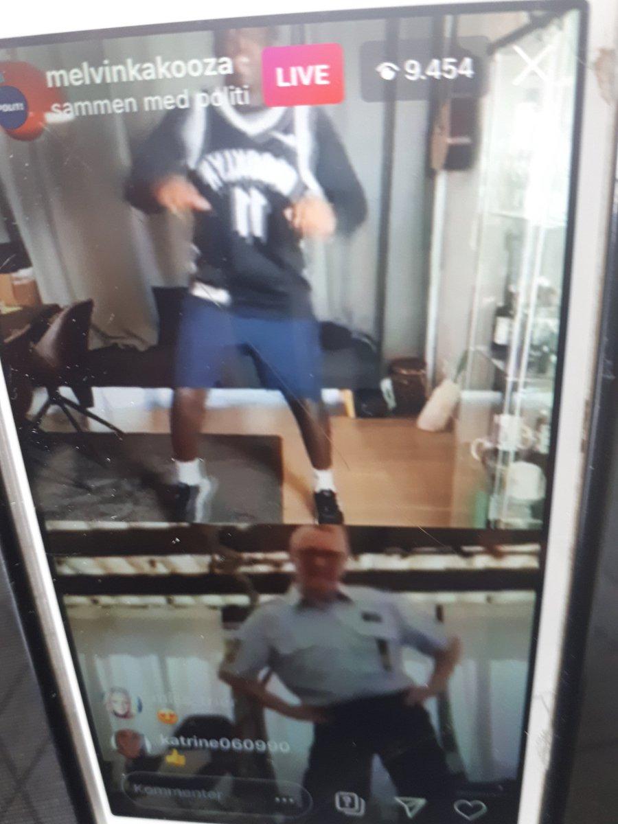 Så er der workout med Vlado og Melvin #politidk https://t.co/JJ4ZsS9ghw